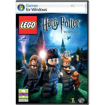 LEGO Harry Potter: Léta 1-4 (252359)