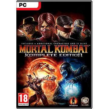 Mortal Kombat: Komplete Edition (252363)