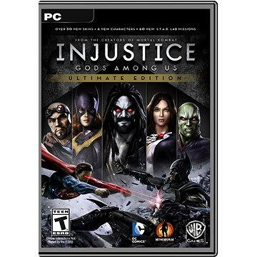 Injustice: Gods Among Us Ultimate Edition (252365)