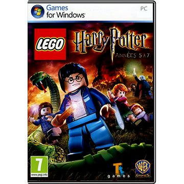 LEGO Harry Potter: Léta 5-7