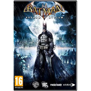 Batman: Arkham Asylum Game of the Year Edition (252378)