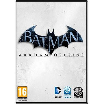 Batman: Arkham Origins Season Pass (252379)