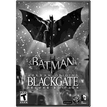 Batman: Arkham Origins Blackgate - Deluxe Edition (252384)