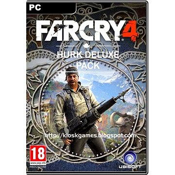 Far Cry 4: Hurk Deluxe Pack (252409)