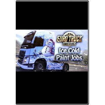 Euro Truck Simulator 2 - Ice Cold Paint Jobs Pack (252423)