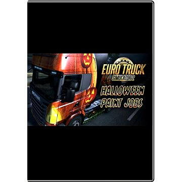 Euro Truck Simulator 2 - Halloween Paint Jobs (252424)