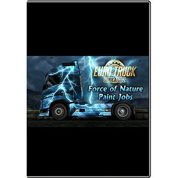 Euro Truck Simulator 2 - Force of Nature Paint Jobs Pack (252426)