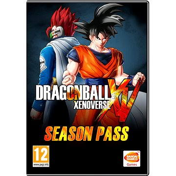 DRAGON BALL XENOVERSE - Season Pass (252455)