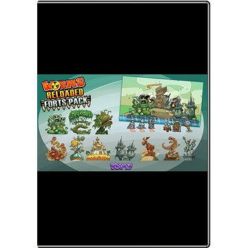 Worms Reloaded - Forts Pack (252473)
