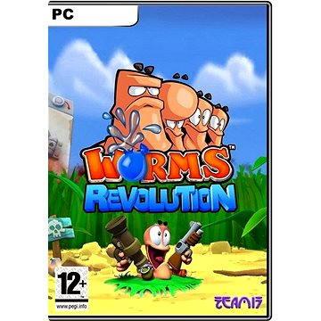 Worms Revolution (PC) (252477)