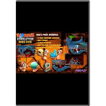 Worms Revolution - Mars Pack DLC (PC) (252479)