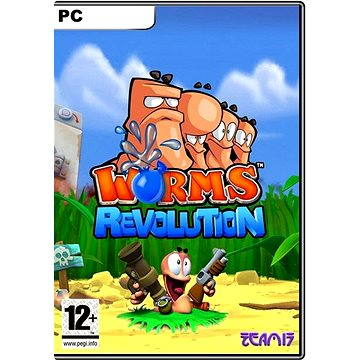 Worms Revolution Gold Edition (PC) (252482)