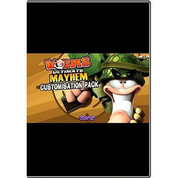 Worms Ultimate Mayhem - Customization Pack DLC (252485)