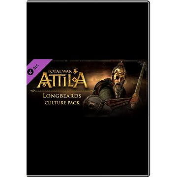 Total War: ATTILA - Longbeards Culture Pack (252492)