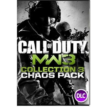 Call of Duty: Modern Warfare 3 Collection 3 - Chaos Pack (MAC) (252510)