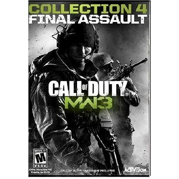 Call of Duty: Modern Warfare 3 Collection 4 - Final Assault (MAC) (252511)