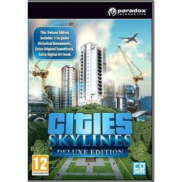 Cities: Skylines Deluxe Edition (252555)