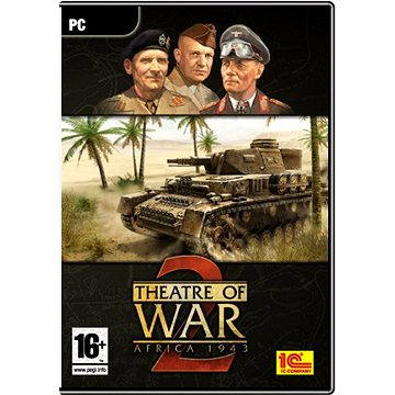 Theatre of War 2: Africa 1943 (252562)
