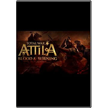 Total War: ATTILA - Blood & Burning (252571)