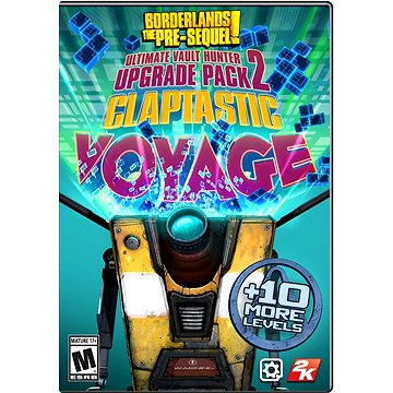 Borderlands: The Pre-Sequel - Claptastic Voyage & Ultimate Vault Hunter Upgrade Pack 2 (252572)