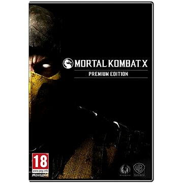 Mortal Kombat X Premium Edition (252590)