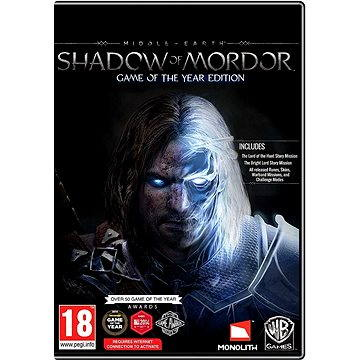 Middle-earth: Shadow of Mordor Game of the Year Edition (252607)