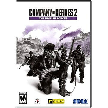 Company of Heroes 2: The British Forces (252669)