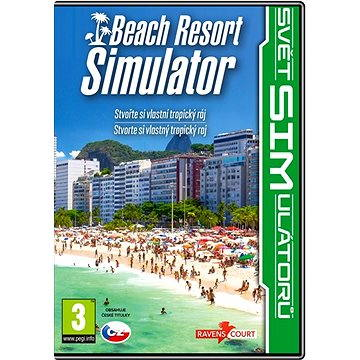 Beach Resort Simulator (PC) (252691)