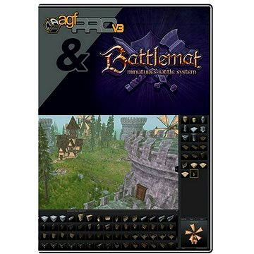 AGFPRO + BattleMat 4-Pack (PC/MAC/LINUX) (252704)