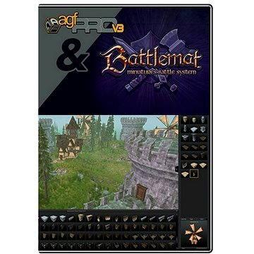 AGFPRO + BattleMat (252728)