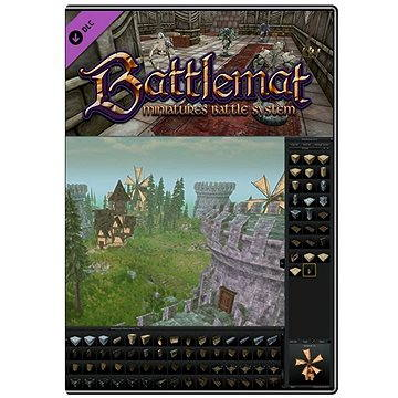 AGFPRO BattleMat DLC (PC/MAC/LINUX) (252732)