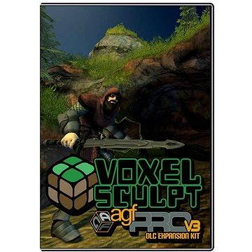 AGFPRO 3.0 + Voxel Sculpt (252744)