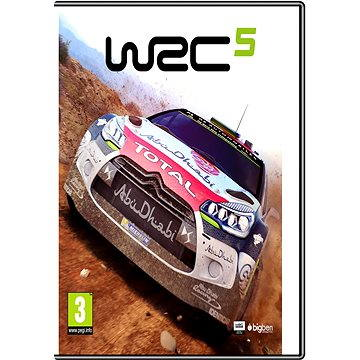 WRC 5 FIA World Rally Championship (252771)