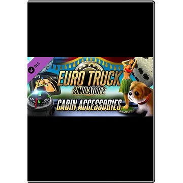 Euro Truck Simulator 2 - Cabin Accessories (252781)