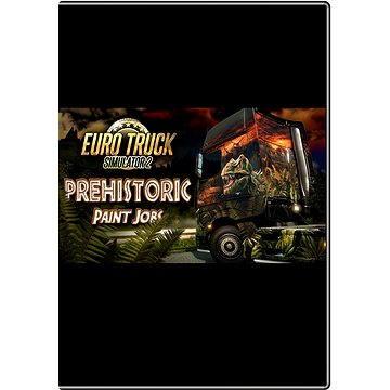 Euro Truck Simulator 2 - Prehistoric Paint Jobs (252782)