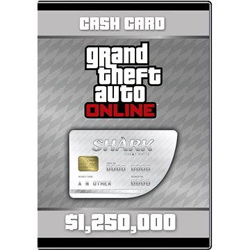 Grand Theft Auto V + Great White Shark Card (252785)