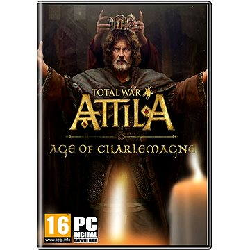 Total War: ATTILA - Doba Karla Velikého (PC/MAC) DIGITAL (2825)