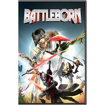 Battleborn + BONUS (PC) DIGITAL (2835)