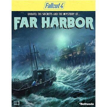 Fallout 4: Far Harbor DLC (PC DIGITAL)
