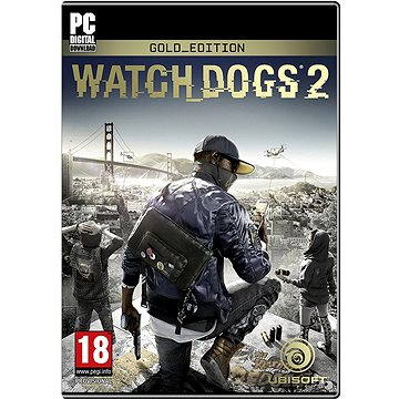 Watch Dogs 2 - Gold Edition + BONUS DIGITAL (252990)
