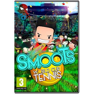 Smoots World Cup Tennis (PC/MAC) DIGITAL (258967)