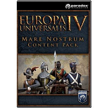 Europa Universalis IV: Mare Nostrum Content Pack (PC/MAC/LINUX) DIGITAL (252931)