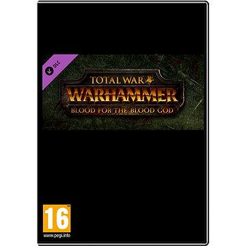 Total War: WARHAMMER - Blood for the Blood God DIGITAL (252985)