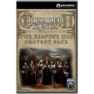 Crusader Kings II: The Reapers Due Content Pack (PC/MAC/LINUX) DIGITAL (262044)