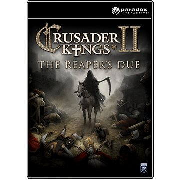 Crusader Kings II: The Reapers Due Collection (PC/MAC/LINUX) DIGITAL (262047)