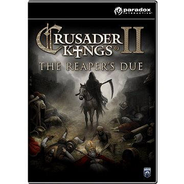 Crusader Kings II: The Reapers Due (PC/MAC/LINUX) DIGITAL (262050)