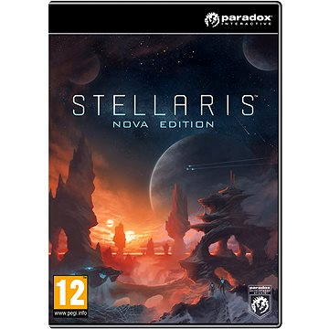 Stellaris - Nova Edition (PC/MAC/LINUX) DIGITAL (252947)