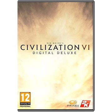 Sid Meier's Civilization VI Digital Deluxe + BONUS DIGITAL (252954)