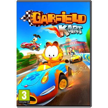 Garfield Kart (PC/MAC) DIGITAL (252935)