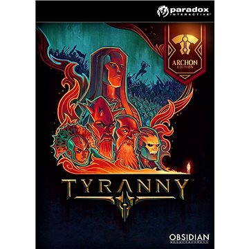 Tyranny - Archon Edition (PC/MAC/LX) PL DIGITAL + BONUS! (276642)
